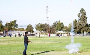 Fitz Students Launch Rockets in After-School STEM Program - article thumnail image