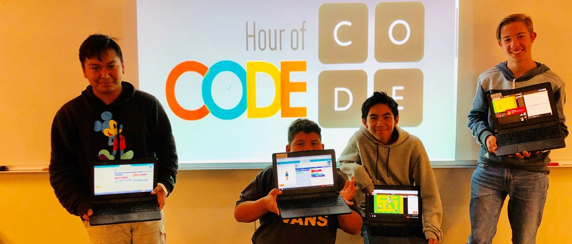 Computer Science with CODING at Fitz