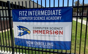 Computer Science Academy to Open at Fitz Intermediate - article thumnail image