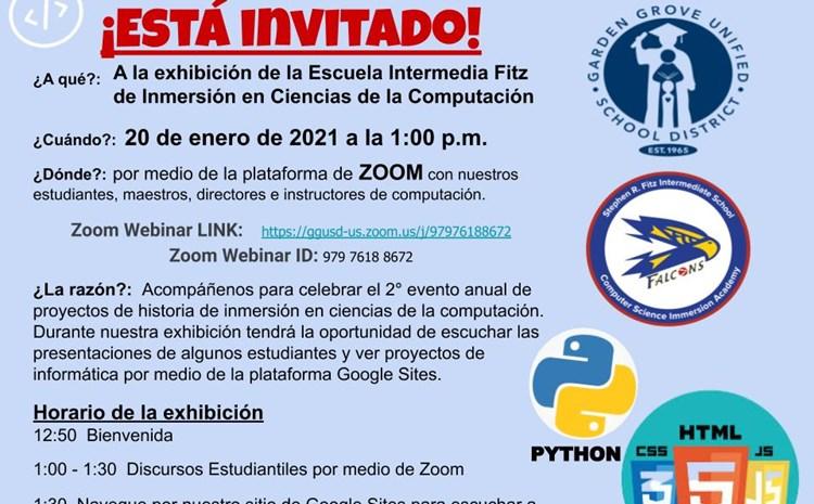 Exhibición de proyectos en ciencias de la computación - article thumnail image